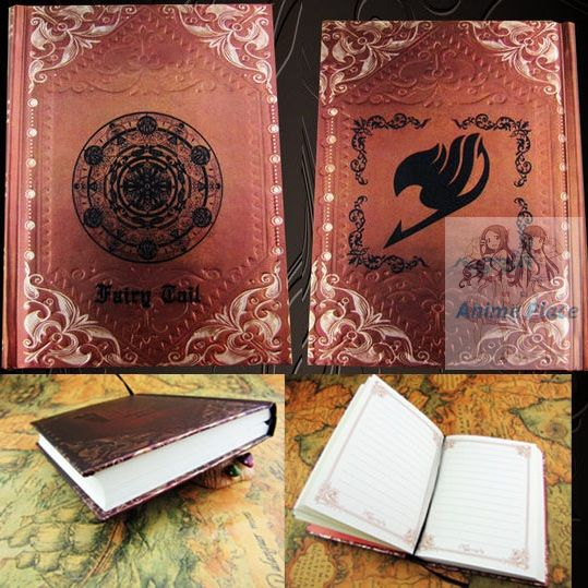 Ежедневник Fairy Tail